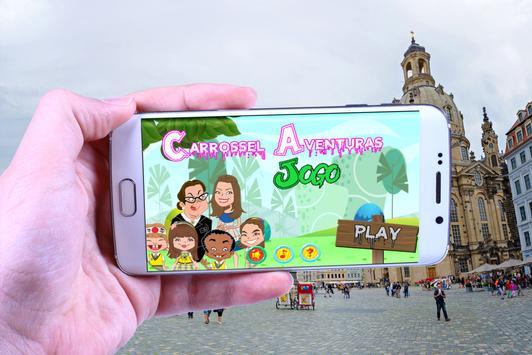 Carousel Adventure Games poster