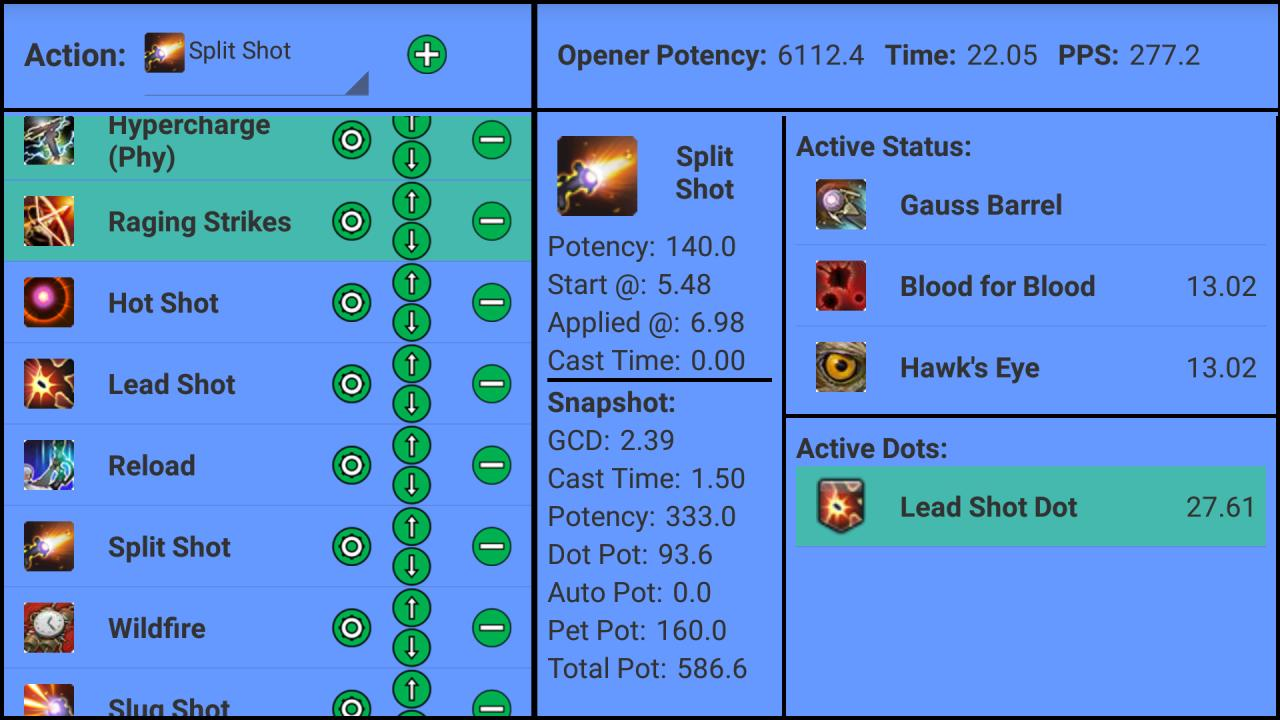 Opener Analyzer for FFXIV for Android - APK Download
