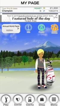 CHAMPION'S GOLF apk screenshot