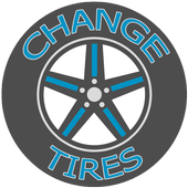 Change Tires - Car Weather Forecast icon