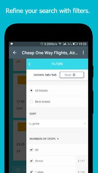 Cheap One Way Flights screenshot 12
