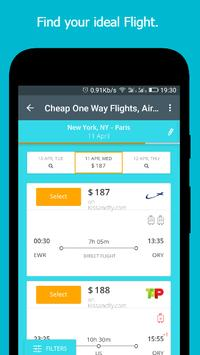 Cheap One Way Flights screenshot 1