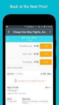 Cheap One Way Flights screenshot 2