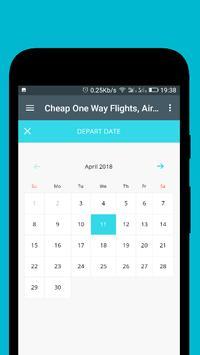 Cheap One Way Flights screenshot 6