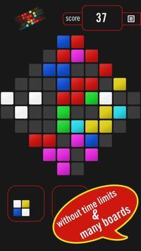 Color Blocks - destroy blocks (Puzzle game) screenshot 10