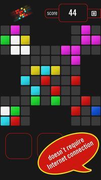 Color Blocks - destroy blocks (Puzzle game) screenshot 12