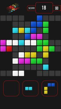 Color Blocks - destroy blocks (Puzzle game) screenshot 3