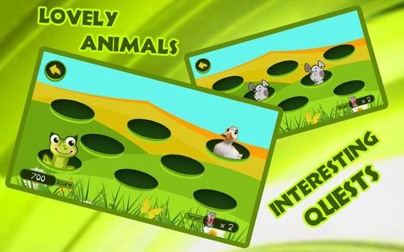 Catch the Animals for kids screenshot 1
