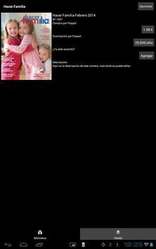 Hacer Familia - Doopress screenshot 1