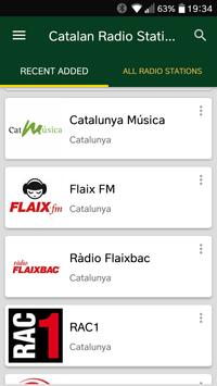 Catalan Radio Stations poster