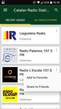 Catalan Radio Stations screenshot 1