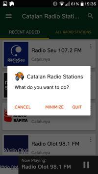 Catalan Radio Stations screenshot 7