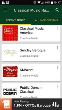 Classical Music Radio Stations screenshot 6
