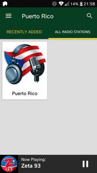 Puerto Rican Radio Stations screenshot 3