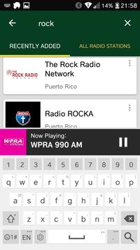 Puerto Rican Radio Stations screenshot 4