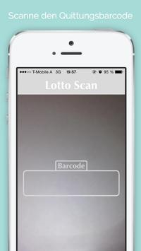 Lotto Scan poster