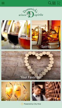 Domenick's Wine & Spirits screenshot 1