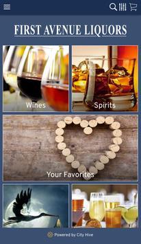 First Avenue Liquors screenshot 1