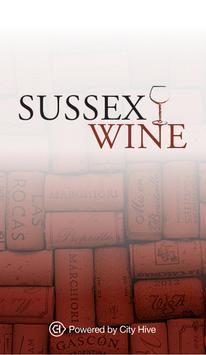Sussex Wine & Spirits poster