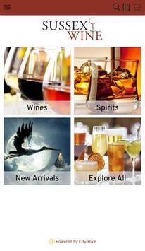 Sussex Wine & Spirits apk screenshot