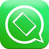 Web Messenger with Caller ID icon