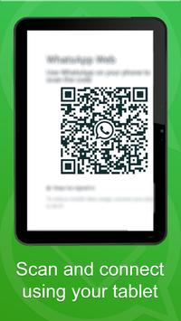 Web Messenger with Caller ID poster