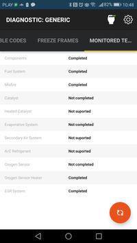 OBD JScan screenshot 3