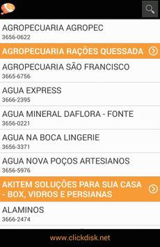 Clickdisk Guaranésia apk screenshot