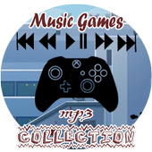 Music Games Mp3 Collection icon