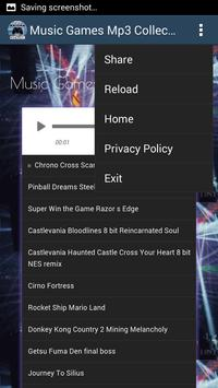 Music Games Mp3 Collection screenshot 3