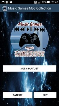 Music Games Mp3 Collection screenshot 1