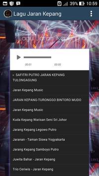 Lagu Jaran Kepang screenshot 2