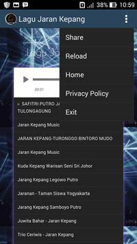 Lagu Jaran Kepang screenshot 3