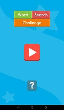 Word Search Challenge apk screenshot