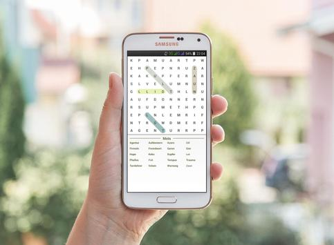 Word Search Word Game Pro screenshot 1