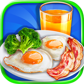Breakfast Maker: Cooking Fever icon