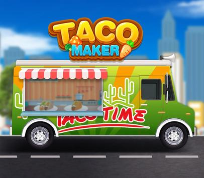 Taco Maker - Cooking Fever poster