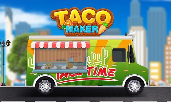 Taco Maker - Cooking Fever apk screenshot