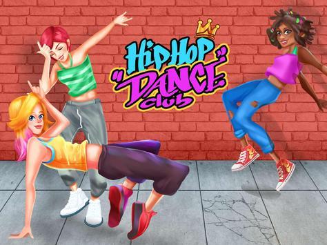 Hip Hop Street Dance Battle screenshot 4