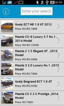 Value Cars Oman screenshot 1