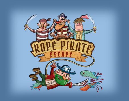 Rope Pirate Escape poster