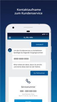 o2 DSL Hilfe screenshot 2