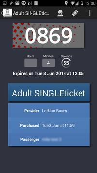 Lothian Buses M-Tickets screenshot 5
