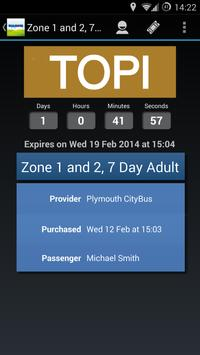 Diamond Bus M-tickets apk screenshot