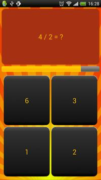 Math apk screenshot