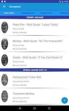 Pressed Coins at Disneyland screenshot 13