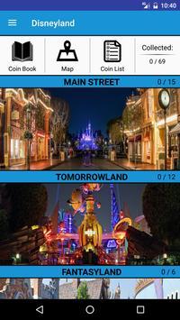 Pressed Coins at Disneyland screenshot 1