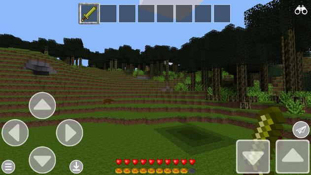 World Explore: Mega Craft Free apk screenshot