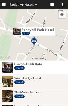 Exclusive Hotels and Venues screenshot 3