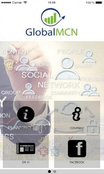 GLOBAL MCN poster